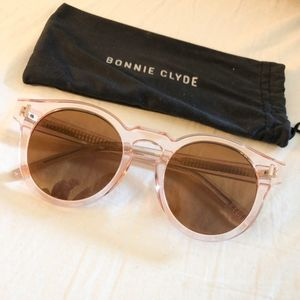 Bonnie and Clyde sunglasses